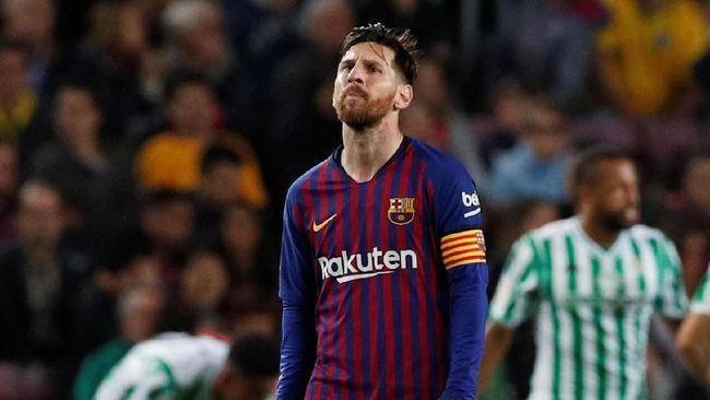 Messi Terpuruk di Posisi Kelima Ballon d'Or 2018