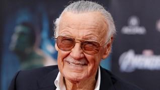 Memetik Pelajaran Sukses dari Bos Marvel Stan Lee