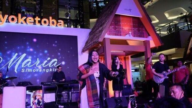 Juara Indonesian Idol Ceritakan Keindahan Toba di Bandung
