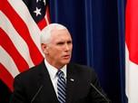 Setelah Trump, Wapres AS Desak Jepang Teken Perjanjian Dagang