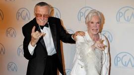 Kisah Cinta Legendaris 69 Tahun Stan Lee-Joan Lee