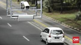 Pengemudi Jakarta 'Pasrah' Tilang CCTV Bisa Potret Wajah