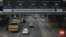 Aktif 2021, Dishub DKI Kembali Ajukan Raperda Jalan Berbayar