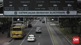 Berlaku Akhir 2019, ERP Jakarta Makin Mahal saat Macet