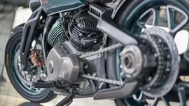Concept KX, 'Kuda Besi' Hasil Ide Desainer India dan Inggris