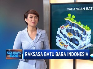 Raksasa Batu Bara Indonesia