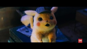 VIDEO: Pokemon Berbicara di Film 'Detective Pikachu'