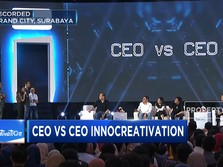 Ini Antusiasme Arek-arek Suroboyo di Innocreativation