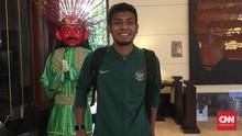 Laga Lawan Thailand Bak Final bagi Gelandang Timnas Indonesia