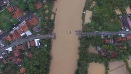 Jalur Palu-Sigi Putus Diterjang Banjir Bandang