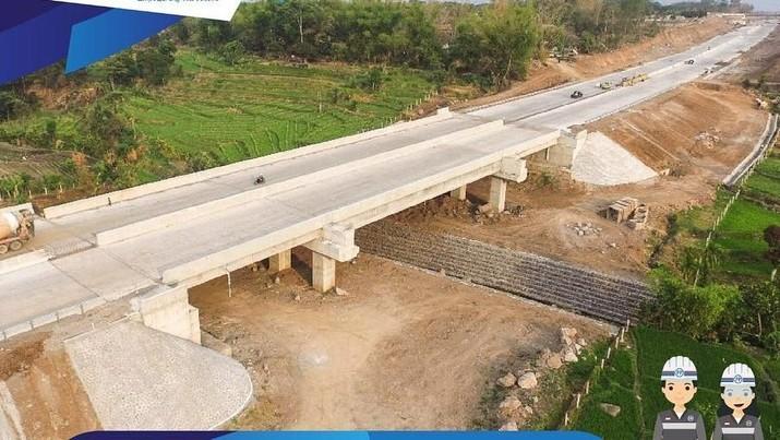 Jalan tol Balikpapan-Samarinda diproyeksikan bakal beroperasi penuh pada April 2019
