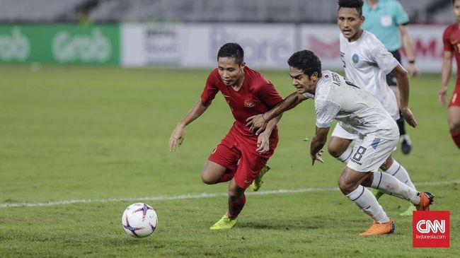 Evan Dimas Siapkan Mental Jelang Indonesia vs Vietnam