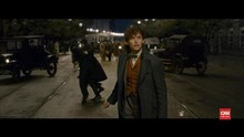 VIDEO: Newt Scamander Tuntaskan Misi di 'Fantastic Beasts 2'