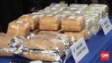 Polisi Gagalkan Peredaran 17 Kilogram Sabu di Sumatra Utara