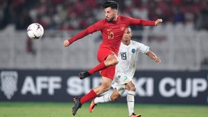 Pemain Pengganti Ubah Nasib Timnas Indonesia di Piala AFF