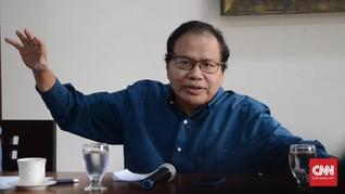 Kemenkeu: Rizal Ramli Terbukti Ngawur