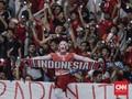 Suporter Diminta Jaga Sikap di Indonesia vs Thailand