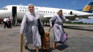Merpati Perlu 'Restu' DPR untuk Kembali 'Lepas Landas'