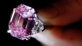 Berlian Pink Legacy Dijual Seharga Rp700 Miliar