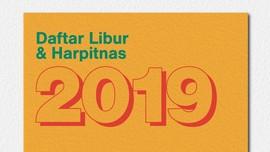 INFOGRAFIS: Daftar Libur dan 'Harpitnas' 2019