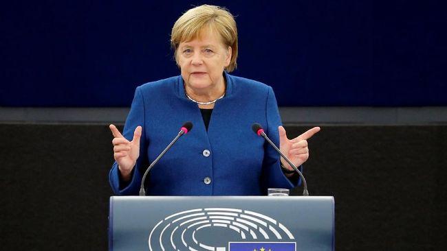 Jerman Akan Cabut Kewarganegaraan Warganya yang Gabung ISIS