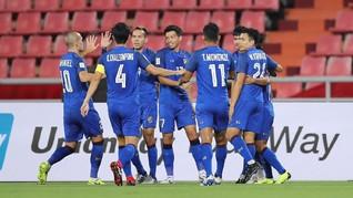 Klasemen Piala AFF 2018: Timnas Indonesia Gagal ke Semifinal