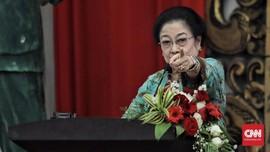 Megawati Serahkan Urusan Pemilihan Kandidat Menteri Ke Jokowi