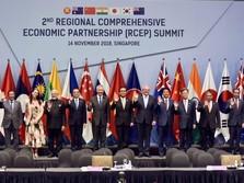 Perjanjian Dagang Terbesar Dunia Diteken, Tapi Tak Ada AS