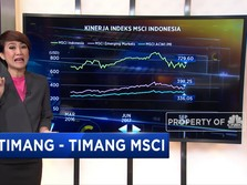 Para Penghuni Baru Indeks MSCI Indonesia