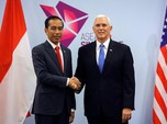 Bertemu Pence, Jokowi Minta AS Terus Beri Fasilitas GSP