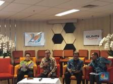 RI Bakal Punya Holding BUMN Perumahan dan Infrastruktur