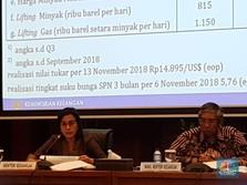 Asumsi Makro APBN 2018 per Oktober Masih Banyak Meleset