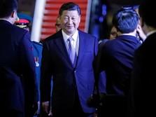 Kronologi 'Kado' China Buat Panas Biden di Hari Pelantikan