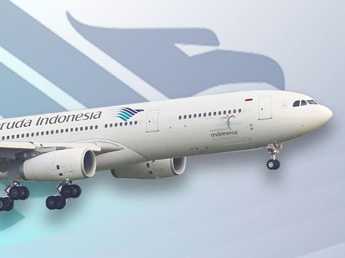 Garuda Ambil Alih Sriwijaya Air