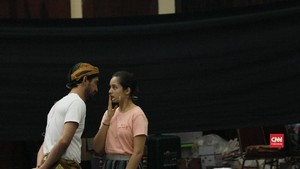 VIDEO: Kata Para Bintang Film saat Jajal Panggung Teater