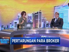Pertarungan Para Broker