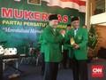 Mukernas, PPP Humphrey Buka Peluang Islah dengan Kubu Romi