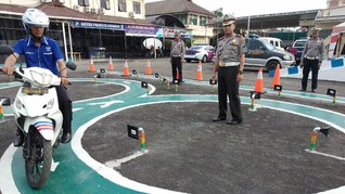 Pelayanan SIM di Jakarta Libur saat Hari Pencoblosan