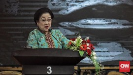 Megawati Mengaku Belum Pernah Dengar Program Prabowo-Sandi