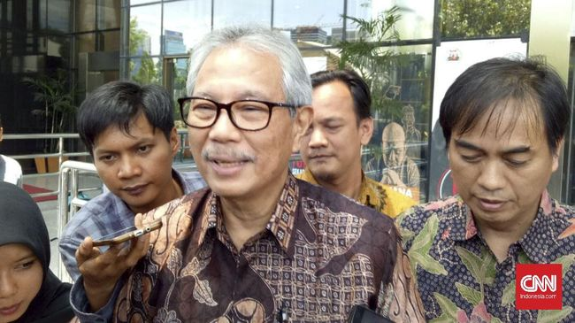KPK Juga Periksa Komut Bank Mandiri dalam Kasus Century