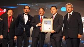 Menpar Raih Penghargaan Honorary Fellow dari AFEO Singapura