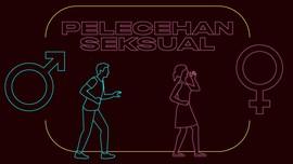 INFOGRAFIS: Macam Perilaku Pelecehan Seksual