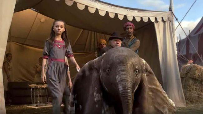 Ulasan Film: 'Dumbo'