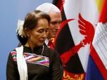 Myanmar Jadi 'Medan Tempur' Baru AS-China, Kok Bisa?