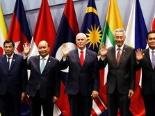 Trump Absen di KTT ASEAN Tanda AS tak Berkomitmen pada Asia