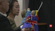 VIDEO: Usaha Pelestarian Boneka Sarung Khas Taiwan