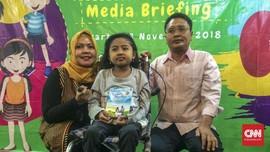 Perjuangan Seorang Anak Melawan Gagal Ginjal Kronis