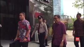 VIDEO: Beodiono Diperiksa KPK Soal Kasus Century