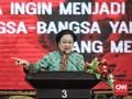 Megawati Sebut Kerap Dituding PKI Saat Bicara soal China