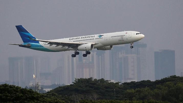 Wow! Rini Sebut Garuda Indonesia Raih Laba Rp 100 M pada 2018